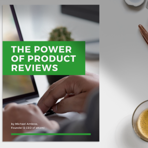 ebook the power of product reviews